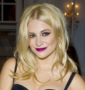 Fall Makeup 2013: Pixie Lott LFW Inspired