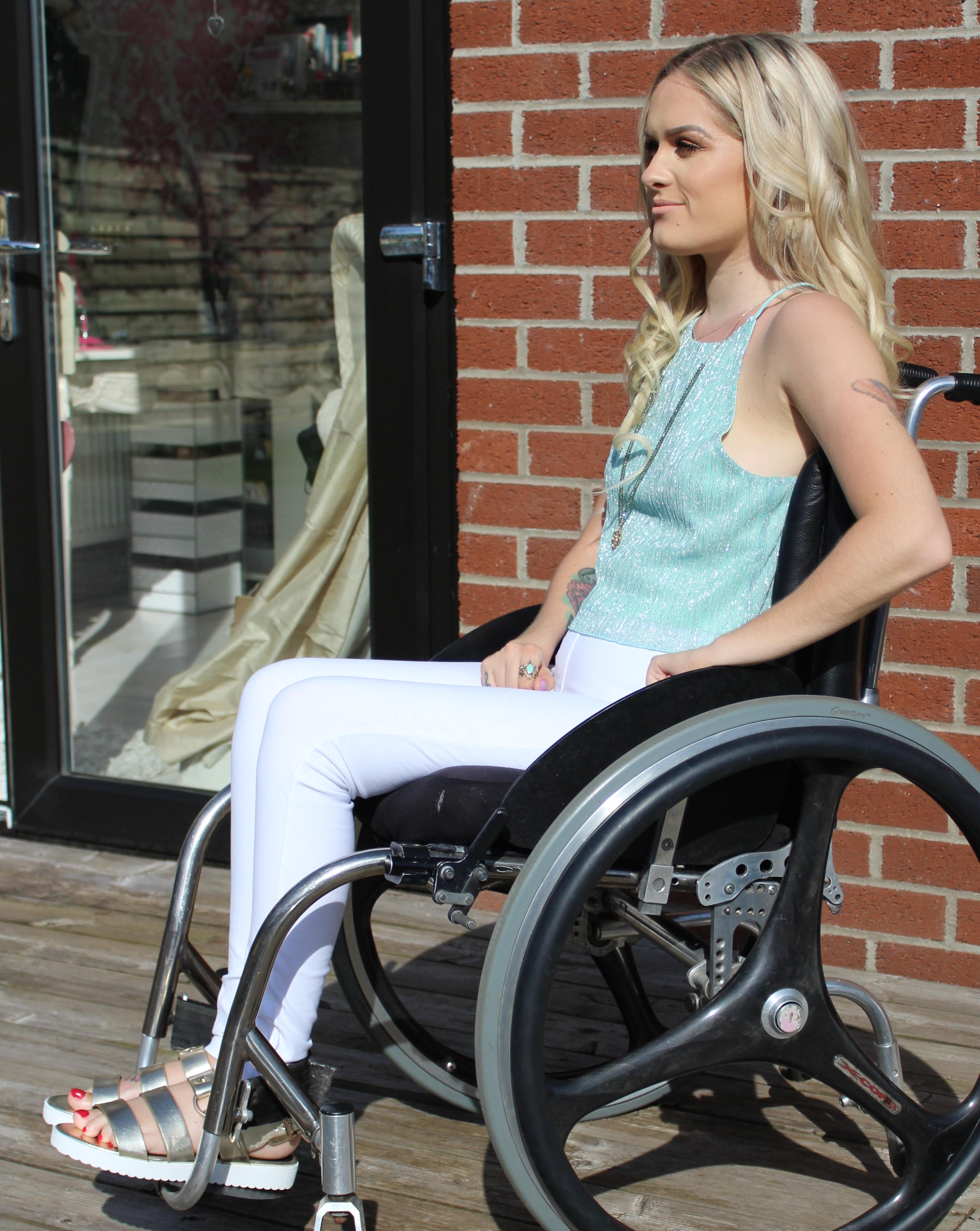 Tetraplegic Jordan S Beautiful Life